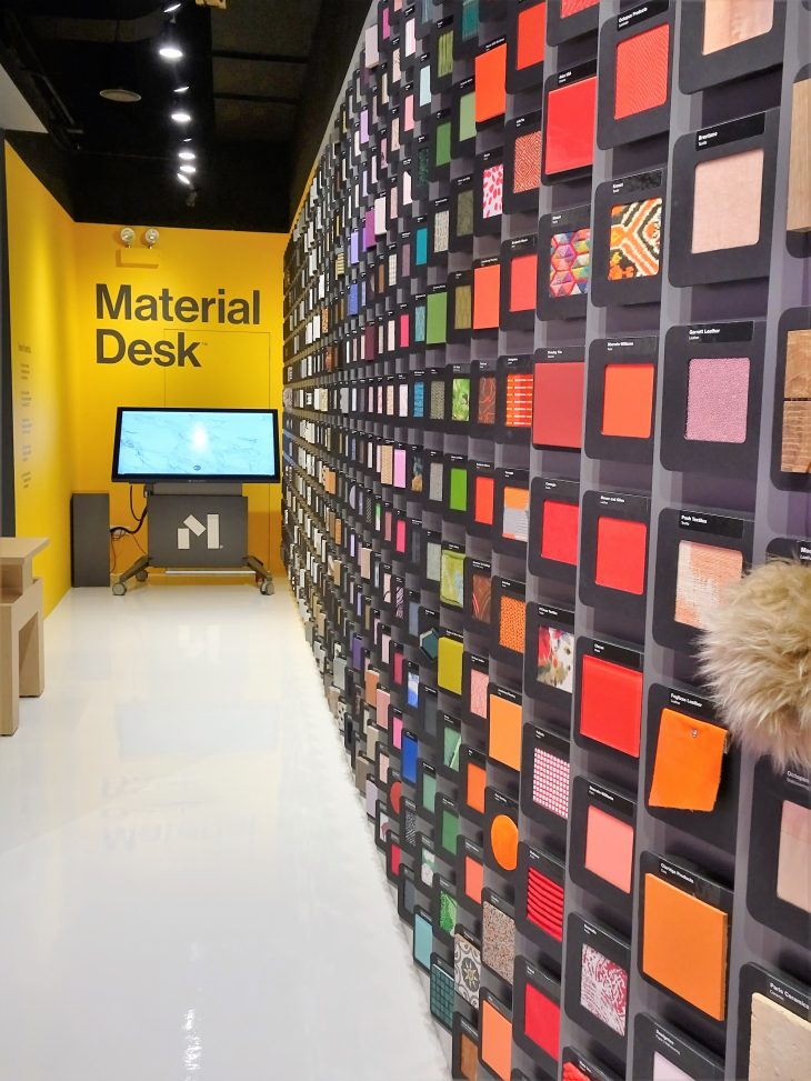 Material Bank Is A Game Changer For A D Specifiers